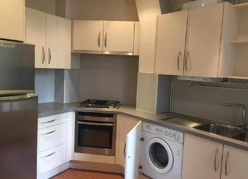 Appartement à louer 41.85m2 à Paris 17