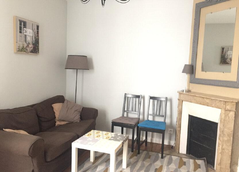 Appartement à louer 54m2 à Paris 17