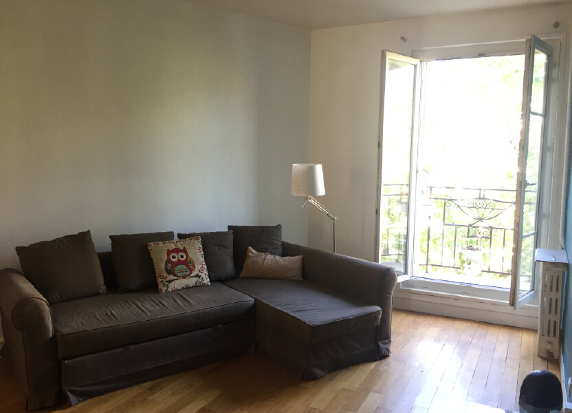 Appartement à louer 43m2 à Paris 18