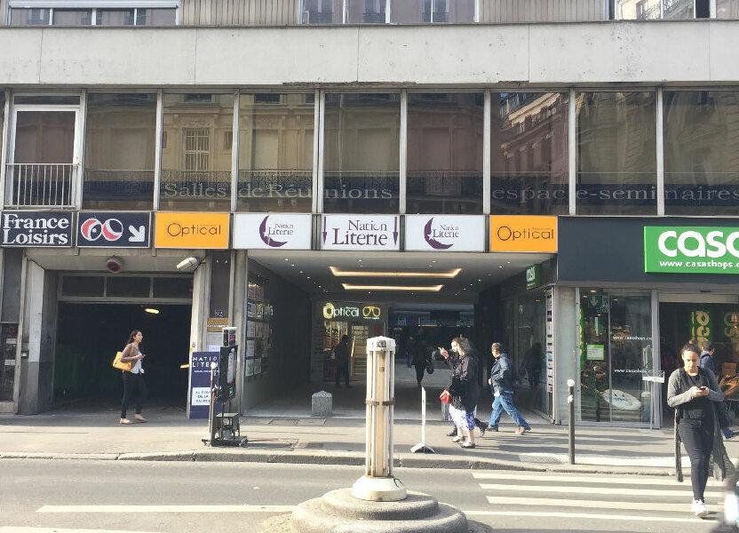 Stationnement à louer 0m2 à Paris 9