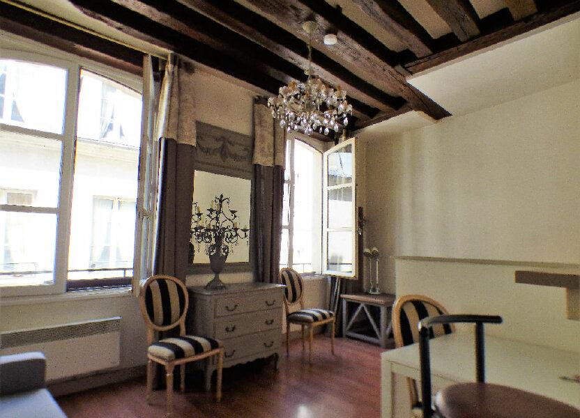 Appartement à louer 31.6m2 à Paris 5