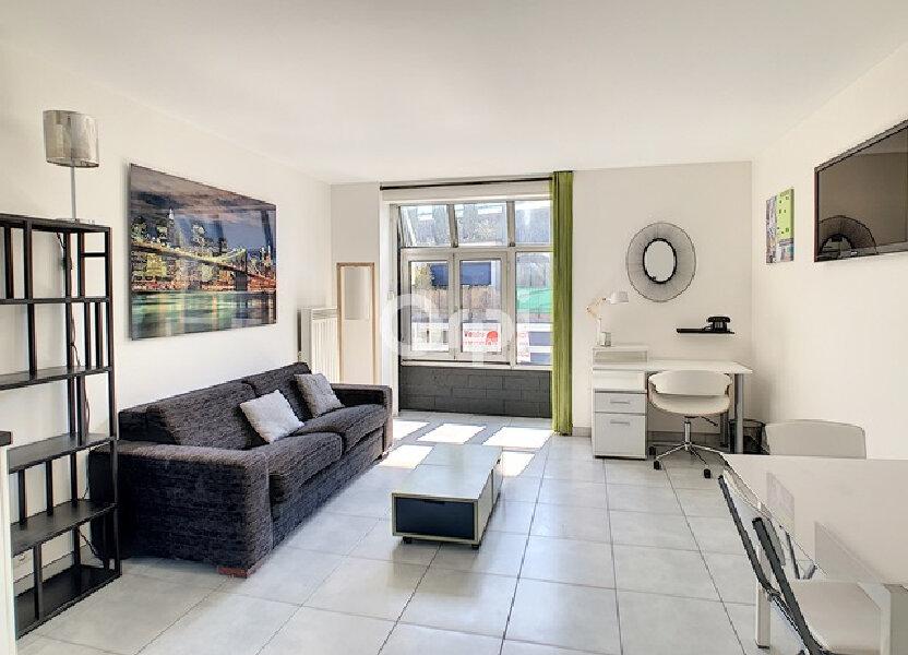Appartement à louer 29.46m2 à Paris 15