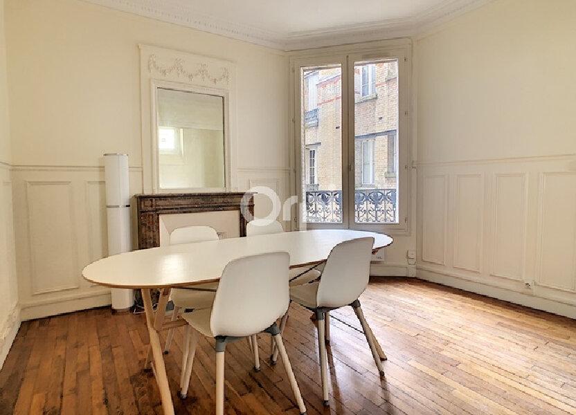 Appartement à louer 36.4m2 à Paris 15