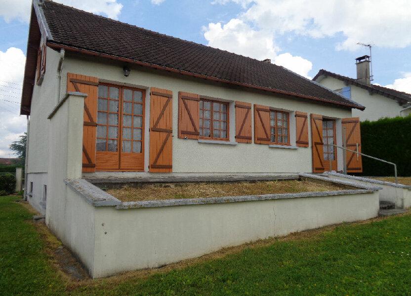 Maison à vendre 96m2 à Coulommiers