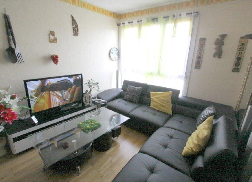 Appartement à vendre 54.37m2 à Les Mureaux