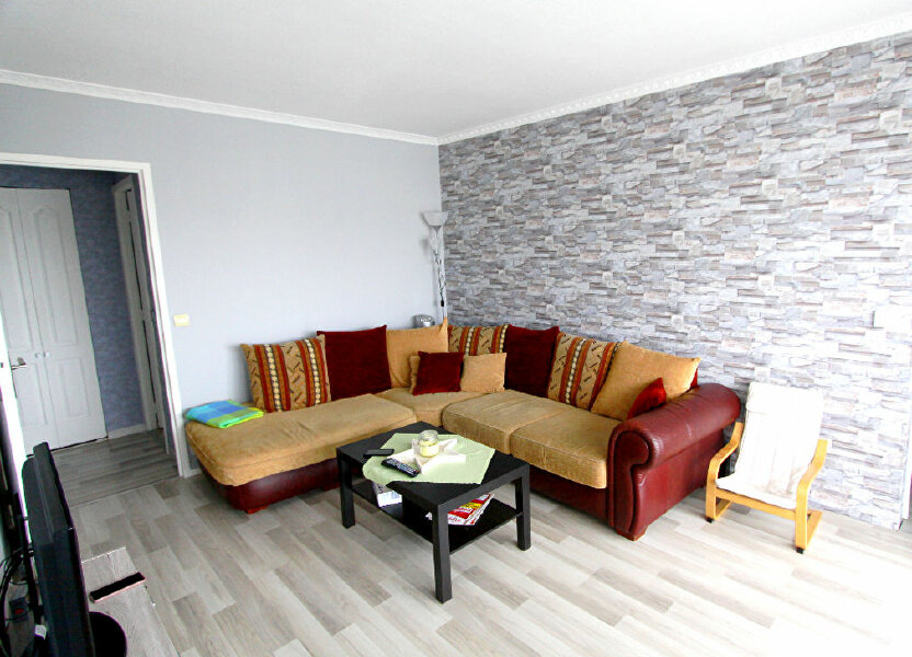 Appartement à vendre 73.02m2 à Les Mureaux