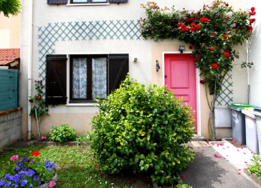 Maison à vendre 74m2 à Les Mureaux