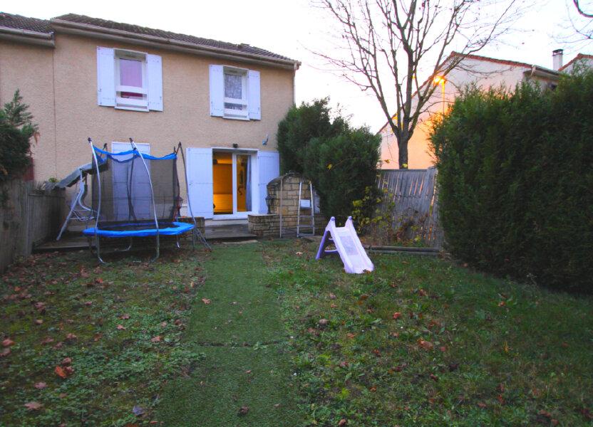Maison à vendre 88.04m2 à Les Mureaux