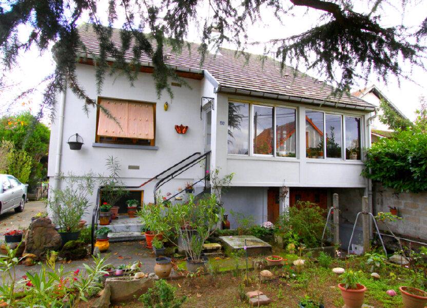 Maison à vendre 98m2 à Les Mureaux