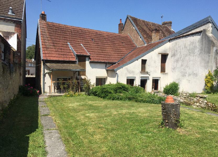 Maison à vendre 80m2 à Saint-Martin-d'Ablois