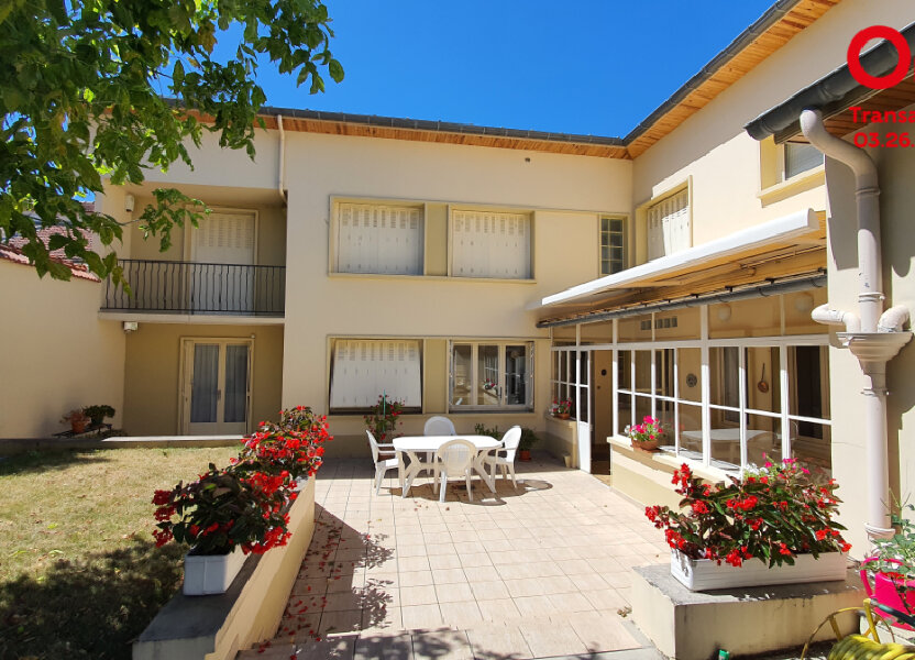 Maison à vendre 206.66m2 à Épernay