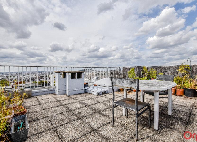 Appartement à vendre 76.3m2 à Paris 19