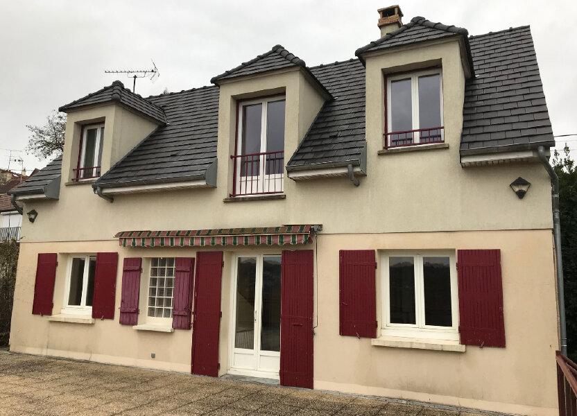 Maison à louer 105.95m2 à Crécy-la-Chapelle