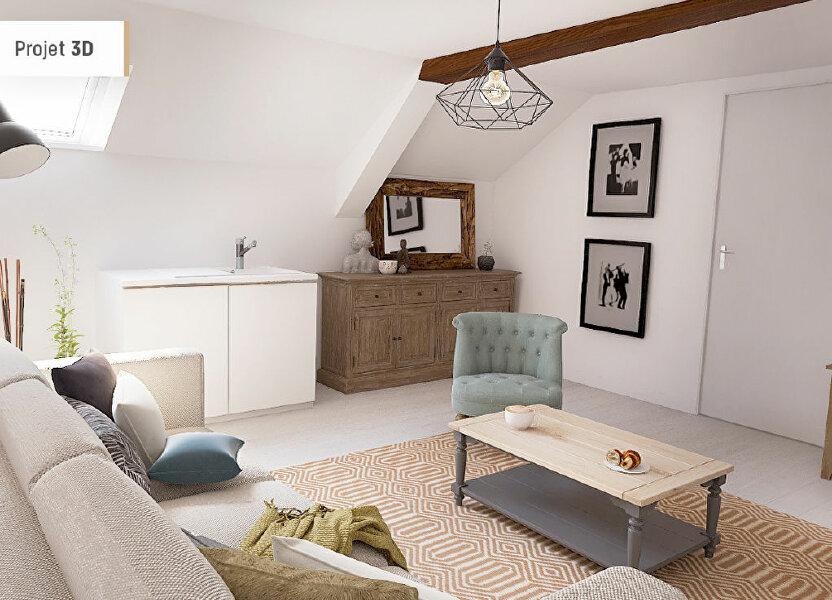 Appartement à louer 30m2 à Fondettes