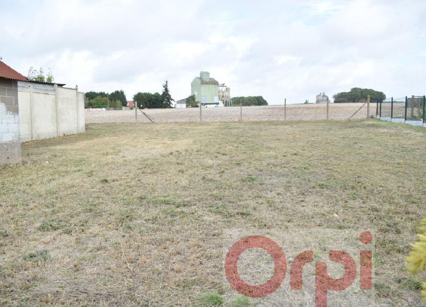 Terrain à vendre 834m2 à Fontaine-la-Guyon