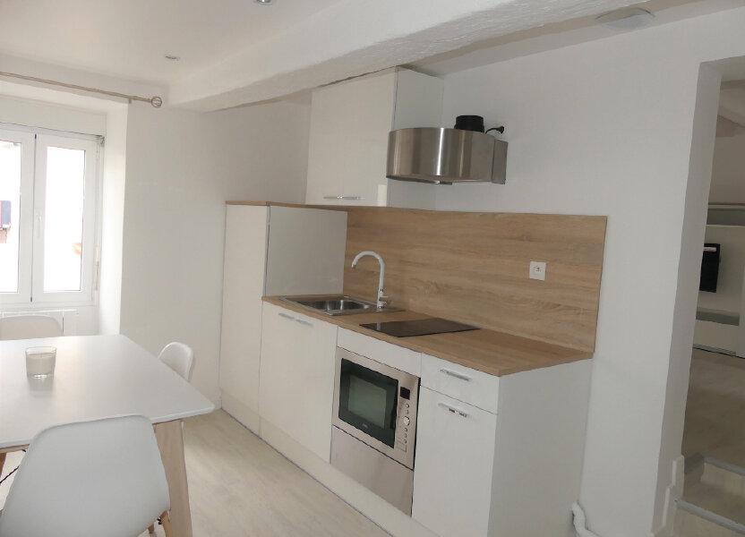 Appartement à louer 24.55m2 à Aubergenville