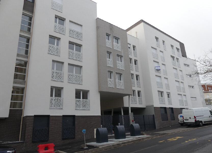 Appartement à louer 55.12m2 à Cergy