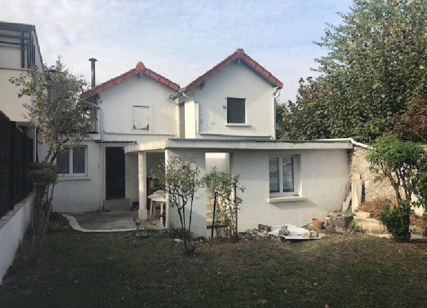 Maison à vendre 47m2 à Noisy-le-Grand