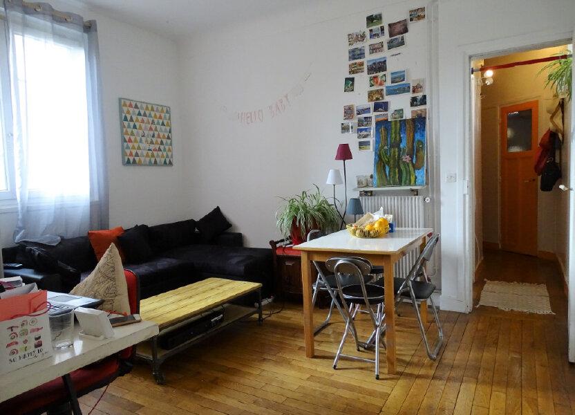 Appartement à louer 43m2 à Montrouge