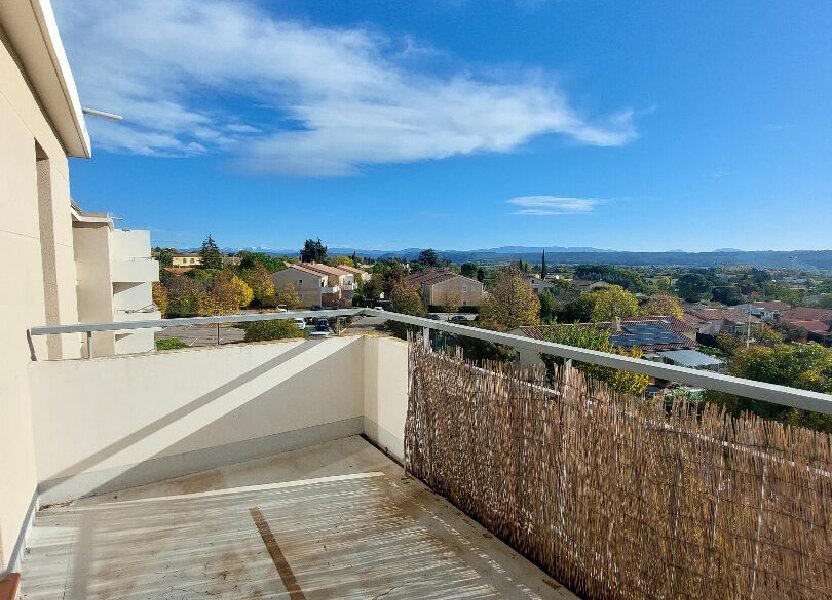 Appartement à louer 43.79m2 à Manosque