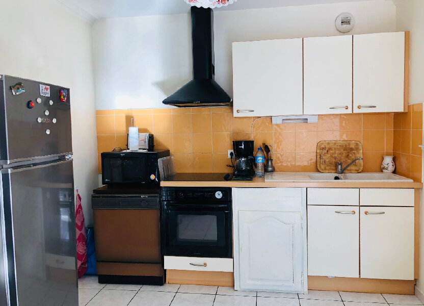 Appartement à louer 56.44m2 à Manosque