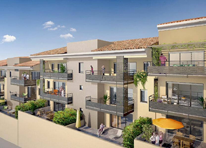 Appartement à vendre 68.48m2 à Manosque