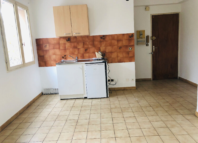 Appartement à louer 25m2 à Manosque