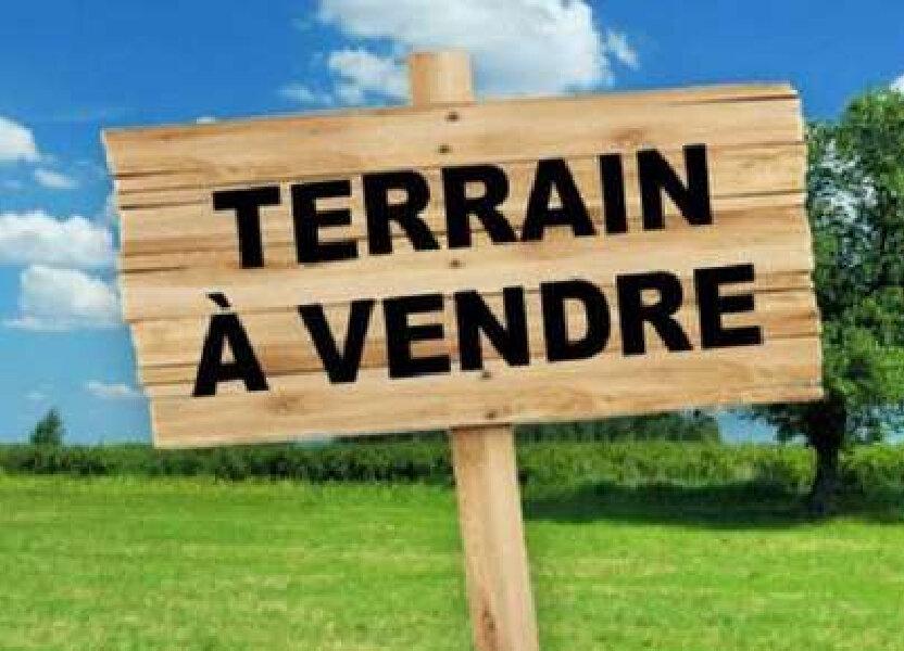 Terrain à vendre 460m2 à La Bastide-des-Jourdans