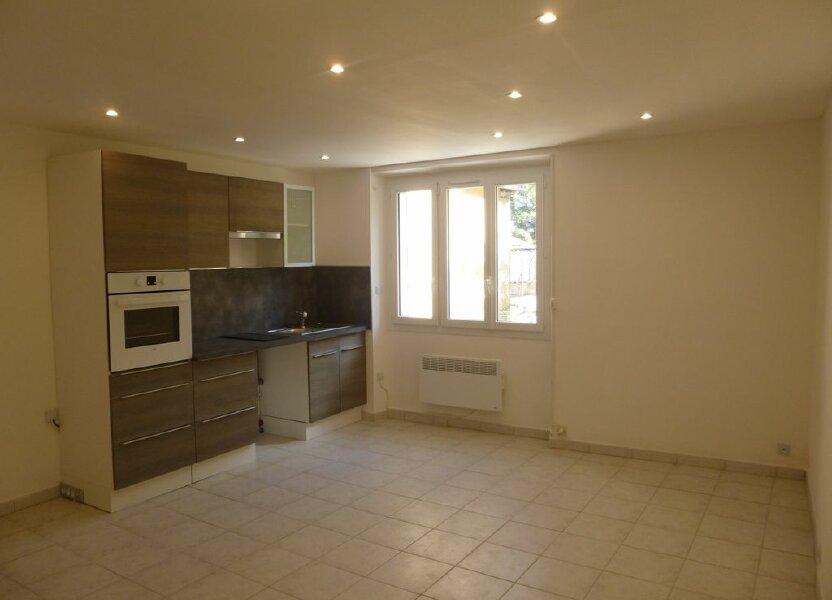 Appartement à louer 40m2 à Carpentras