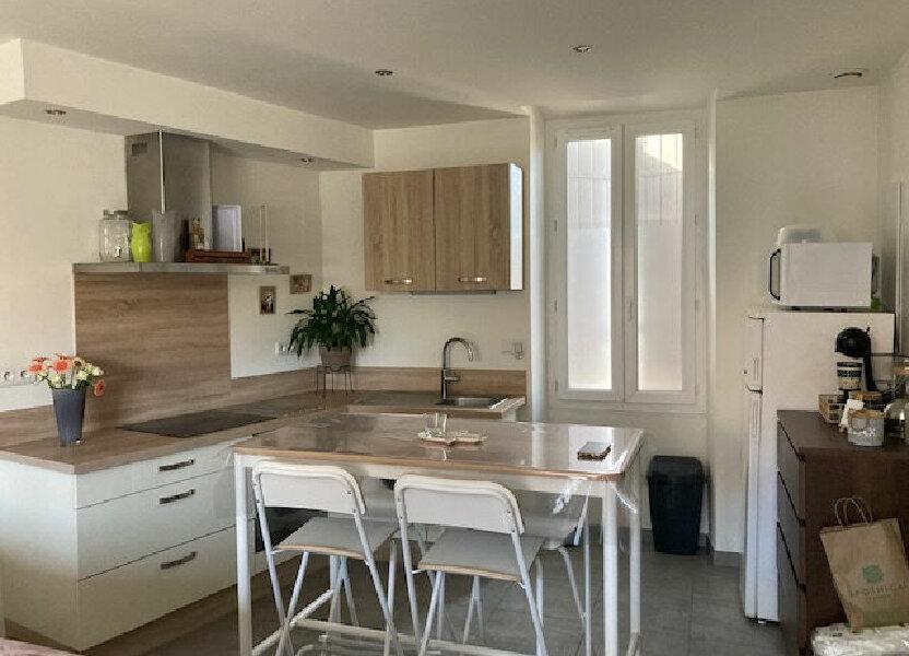 Appartement à louer 55m2 à Carpentras
