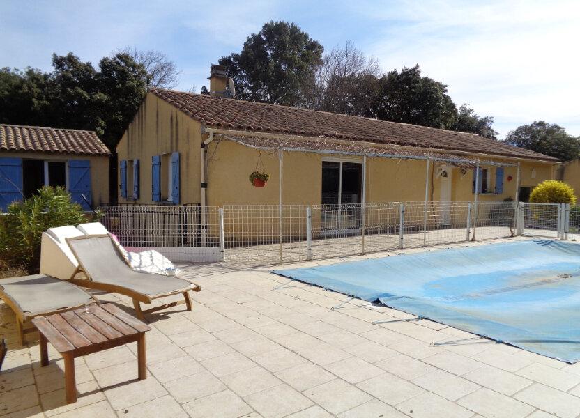 Maison à vendre 107m2 à Vaison-la-Romaine