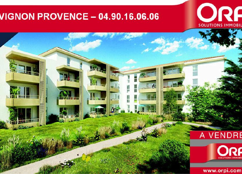 Appartement à vendre 60m2 à Le Pontet