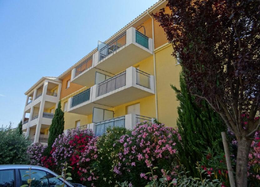 Appartement à vendre 42m2 à Le Pontet