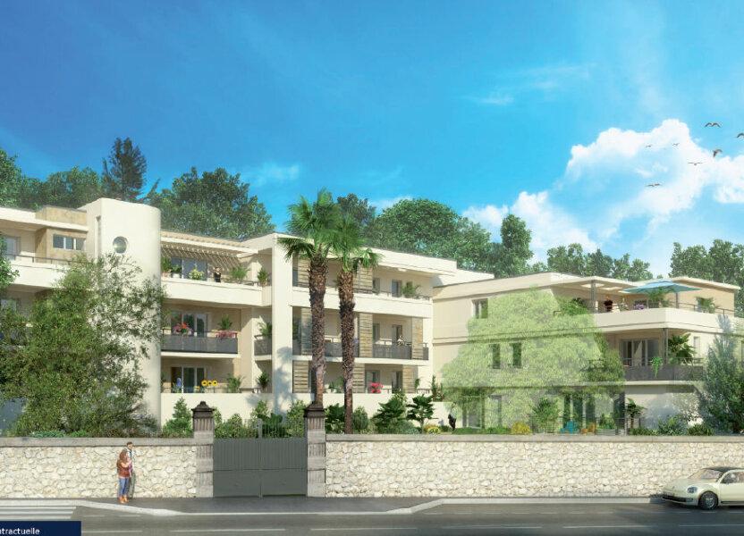 Appartement à vendre 60.6m2 à Villeneuve-lès-Avignon