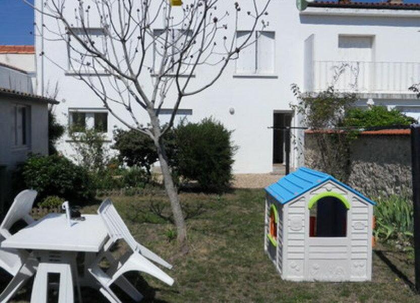 Appartement à louer 68.91m2 à La Rochelle