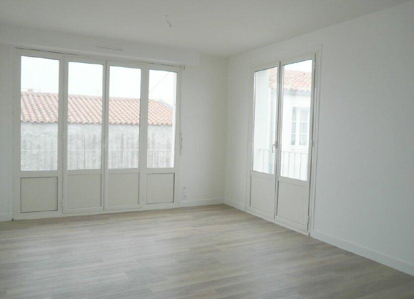 Appartement à louer 81.05m2 à Angoulins