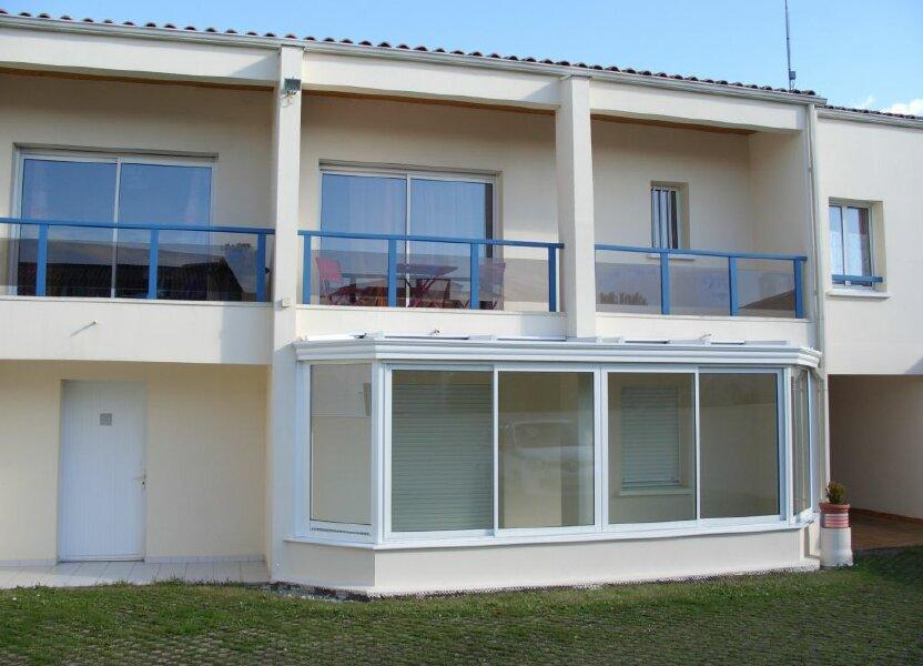 Appartement à louer 39.2m2 à La Rochelle