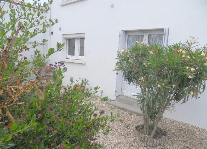 Appartement à louer 25.05m2 à La Rochelle