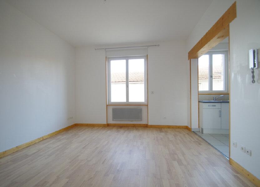 Appartement à louer 34.65m2 à La Rochelle