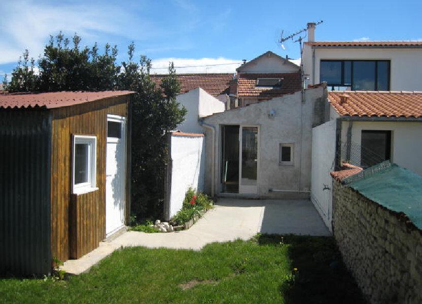 Maison à louer 65.75m2 à La Rochelle
