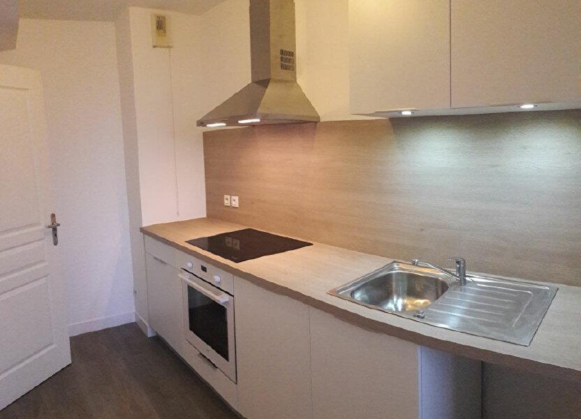Appartement à louer 35.9m2 à La Rochelle
