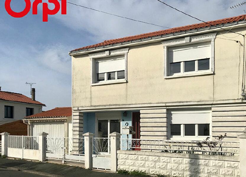 Maison à vendre 85m2 à La Rochelle