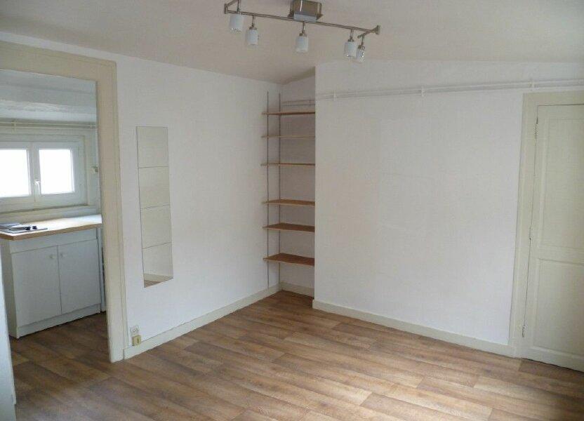 Appartement à louer 22m2 à La Rochelle
