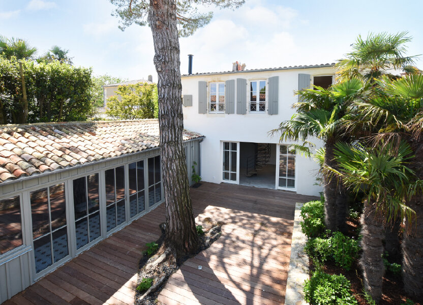 Maison à vendre 160m2 à Saint-Martin-de-Ré