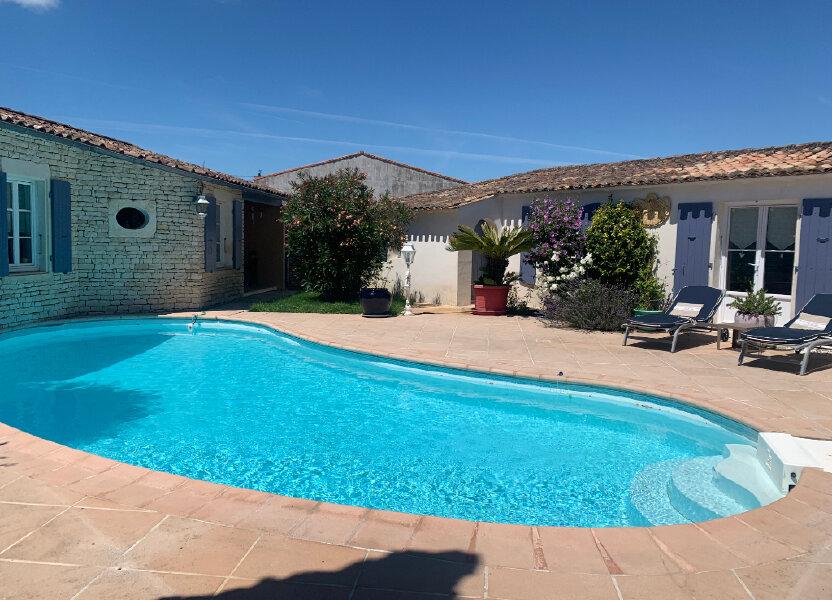 Maison à vendre 215m2 à Le Bois-Plage-en-Ré