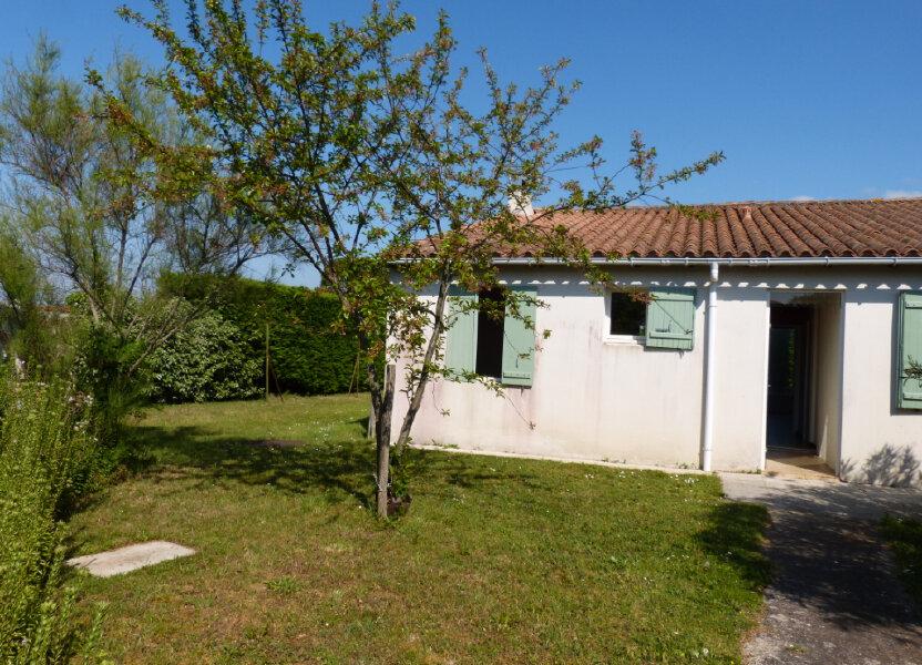 Maison à vendre 95m2 à Le Bois-Plage-en-Ré