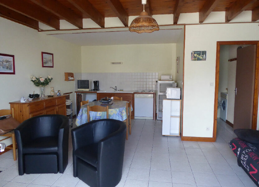 Maison à vendre 52m2 à Rivedoux-Plage