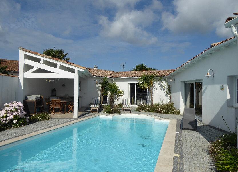 Maison à vendre 130m2 à Rivedoux-Plage