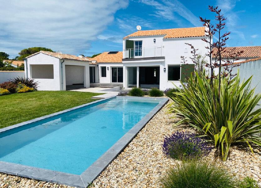 Maison à vendre 217m2 à Sainte-Marie-de-Ré