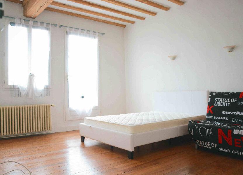 Appartement à louer 34.05m2 à Rillieux-la-Pape